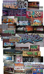 Afroe Collection (Billy Danze.) Tags: chicago graffiti paradise afro rip rest 42 villains kym afroe
