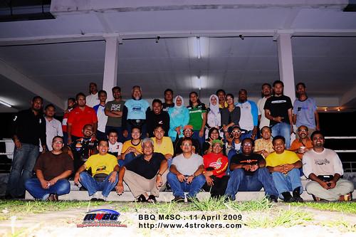 BBQ M4SC @ Capt. Shukri's 11 April 2009
