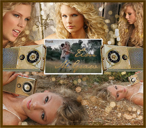 Taylor Swift - Tim McGraw. i'm back biotches, and i'm going nowhere.