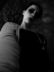 Tamara As A Goth (Viper-Inc) Tags: gothic goth satanic gothicchick