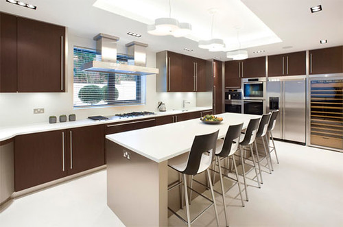 Modern Kitchen Interior Design Idea