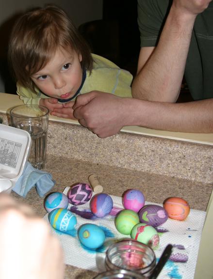 Eli easter eggs