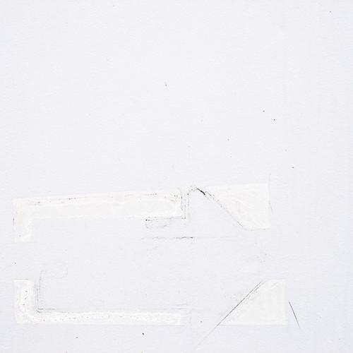 White on White Arrow