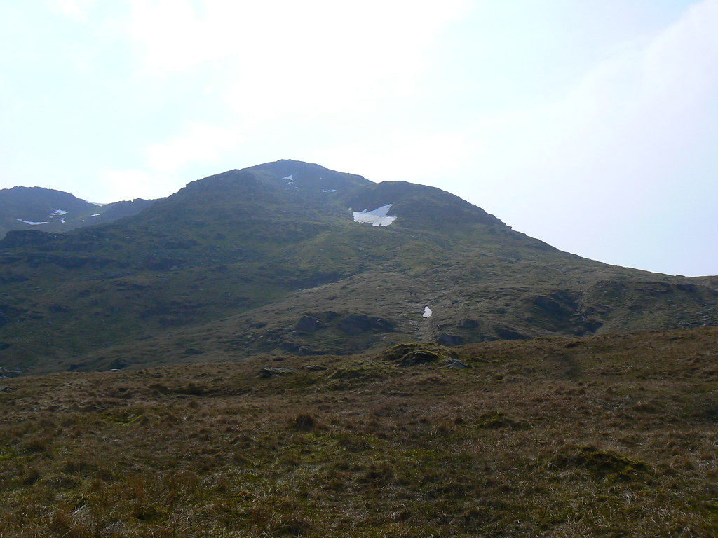 Beinn Ime from the northeast
