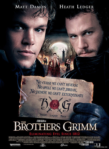 神鬼剋星 The Brothers Grimm (2005)