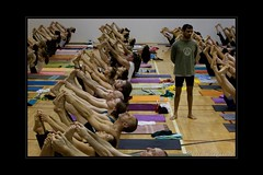 Ashtanga Yoga New York City (yogasurf) Tags: new york city yoga tour class led teach primary asana sharath ashtanga yogasurf