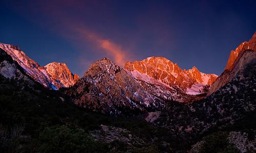 Lone Pine - Granite View Sunrise