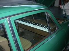 Triumph Dolomite (decampos) Tags: piano steinwaysons 88keys britishleyland britishcarindustry freddiemercurysdolly