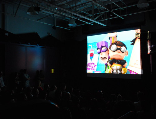 Fanboy and Chum Chum Screening