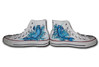 Airbrush Sneaker Koi customized
