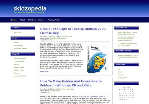 Callisto Free WordPress Theme