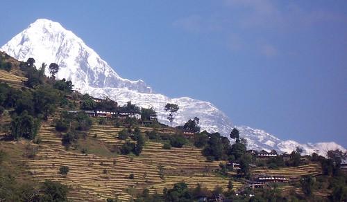 Himalayan Skyline
