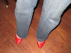 Lisa Cruz, Red Shoes PR