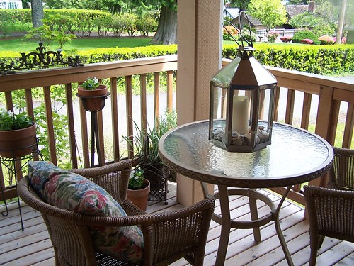 My Outdoor Porch: 7 Tips for Creating a Peaceful Retreat