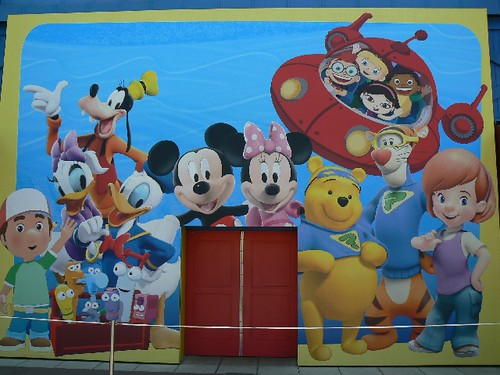 The Playhouse Disney show