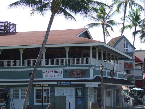 Lahaina Maui Resturant