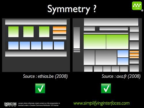 Gestalt - Symmetry