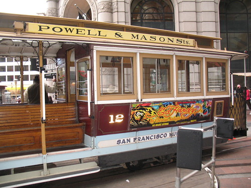 Powell-Mason Cable Car
