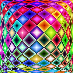 Tribute to Vasarely (Marco Braun) Tags: abstract art 3d squares kunst illusion colored tribute homage coloured farbig bunt abstrakt vasarely optic opart abstrait carrs optische quadrate couleures colourartaward artlegacy vasarelly flickrunited