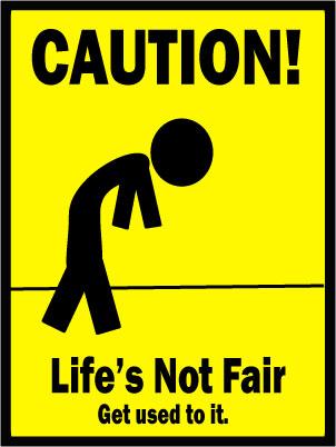 Life Caution 1