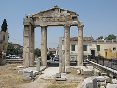 "Roman (""Romaiki"") Agora, Athens, Greece (Tilemahos Efthimiadis) Tags: cinema tourism movie roman hellas athens greece plaka 100views 400views 300views 200views 500views 50views agora 800views 600views 700views 1000views monastiraki ancientagora  900views    niavardalos   address:city=athens mylifeinruins  dvdphotos16  address:country=greece"