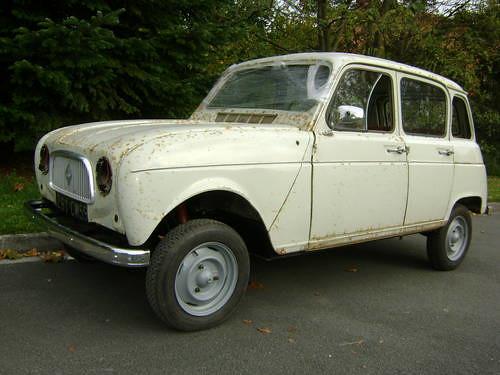 Gejebe 1963 Renault 4 Parisienne