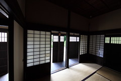 Japanese traditional style public office / ( ) (TANAKA Juuyoh ()) Tags: old house architecture japanese design high ancient interior room traditional style hires tatami resolution  5d hi sliding residence res partition  markii