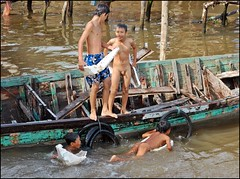 Phu Quoc, Vietnam (Colin Roohan) Tags: old travel colin kids swimming interestingness all no or  vietnam rights sharing written without usage reserved permission nationalgeographic phuquoc including allowed copying duongdong roohan
