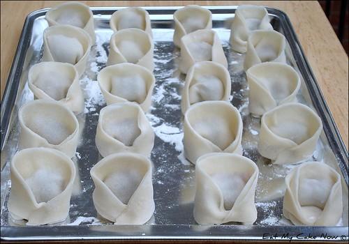 DC Chinese Dumplings - Dumplings Chinois