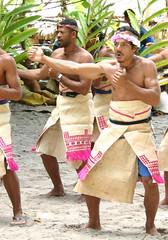 Chiefs Dance (U Jay) Tags: polynesia solomonislands tikopia polynesiandance polynesianoutliers