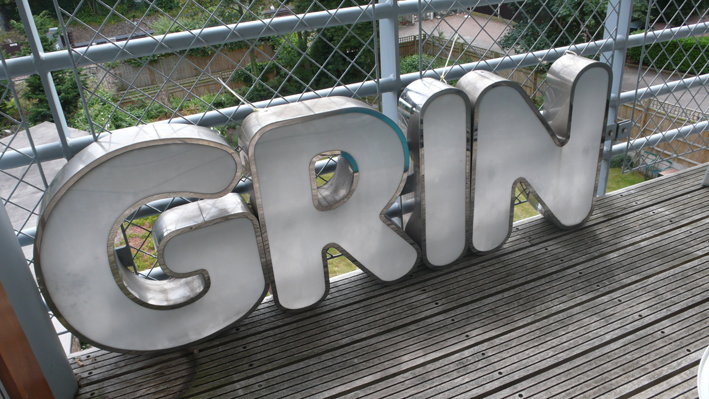 For Sale: Big metal letters | LFGSS