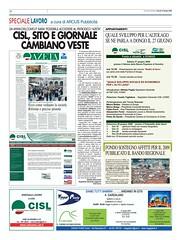 Speciale Corriere - giugno 2009 (CISL dei LAGHI - Como e Varese) Tags: como cisl