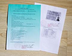 Driver License Translation