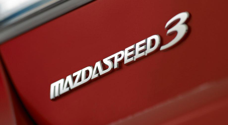 2010 MAZDASPEED3 logo
