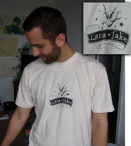 Father's Day 09 - Lara Jake Tee