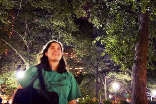 In Rittenhouse Square