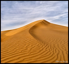 The Golden Desert Sands ! (Bashar Shglila) Tags: world sky sahara photography golden al gallery village desert photos top best most worlds bent popular libya wadi soe lybia haya libyan libia  baya  libyen     lbia libi  libiya awbari  liviya  libija platinumheartaward       etnahma sailsevenseasmaster   lbija  lby libja lbya liiba livi