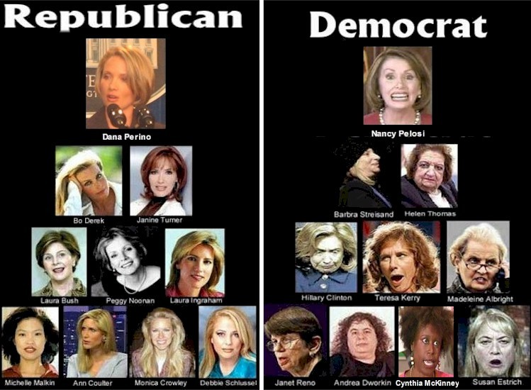 Republican-DemocratWomen