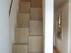 Alternating tread staircase (ouno design) Tags: stairs stair steps stairwell stairway staircase alternatingtread