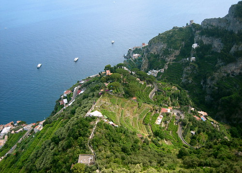 View from Tranquility, Ravello