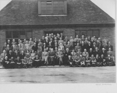 Brickyard Staff 1948