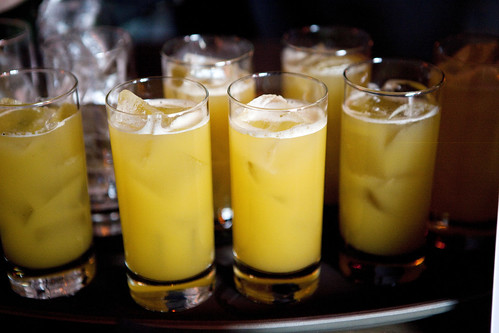 Momofuku's drink: Hoarfrost