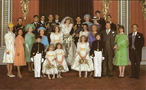 prince charles and princess diana wedding photos. Prince Charles amp; Lady Diana