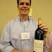 Winemaker Stephen Barnard of Keswick Vineyards at the Twitter Taste-Off