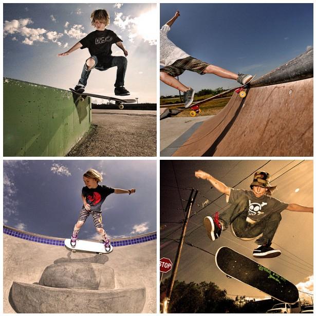 i heart skateboarding