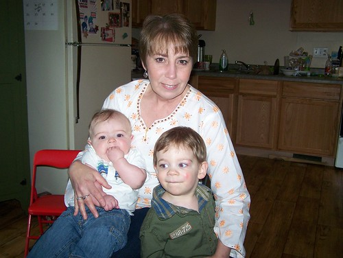 GG with two of her boys by you.