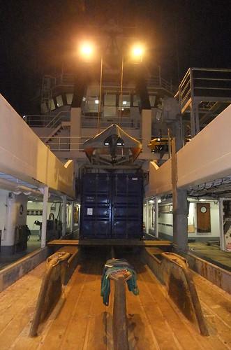 NZ Research Vessel
