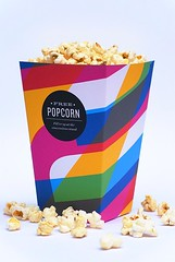 Popcorn (Nathan Godding) Tags: spectacular design graphic box circus popcorn sensational cmyk