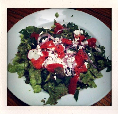 Life: Garden Salad, Literally!