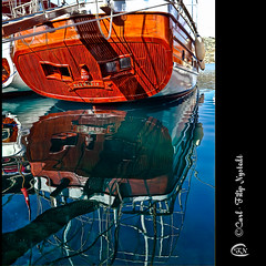 Turkish water (Filip Nystedt) Tags: reflection water canonef2470mm28lusm hdr gpc soulscapes artdigital dragondaggeraward canon5dmarkii daarklands magicunicornverybest magicunicornmasterpiece sailsevenseas